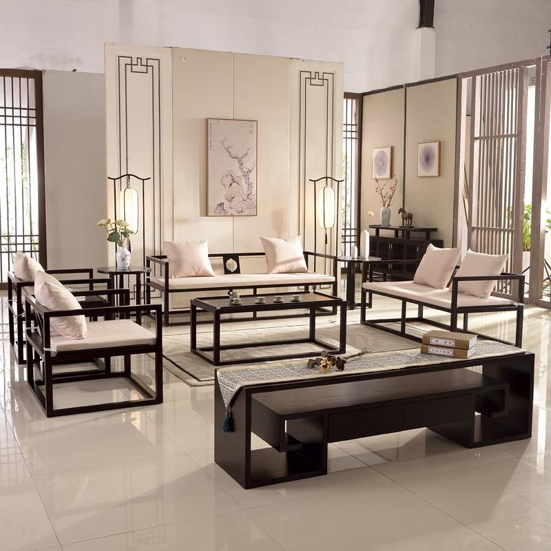 白蜡木做新中式家具