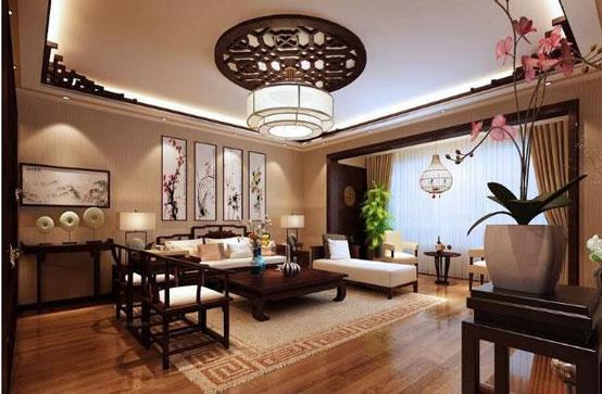 白色家具能搭新中式吗 白色家具和什么颜色的墙纸比较搭