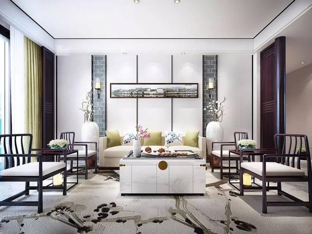 时尚轻奢新中式家具