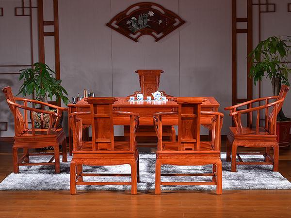 时尚新中式巴花家具有什么特点 新中式巴花家具如何设计
