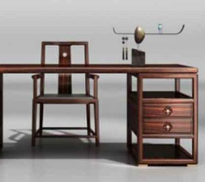 时尚新中式家具价位