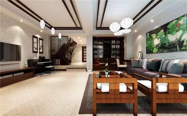 时尚新中式家具特点 既舒适又时尚