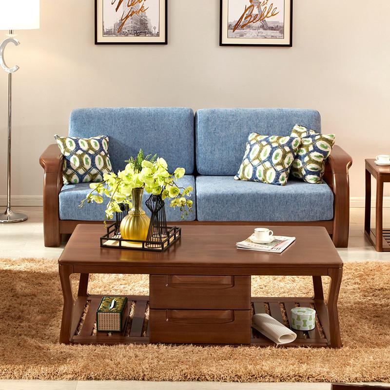 实木新中式家具设计