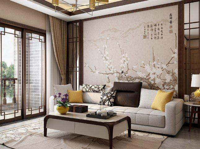 适合新中式家具的颜色有哪些?新中式家具搭配技巧大全!