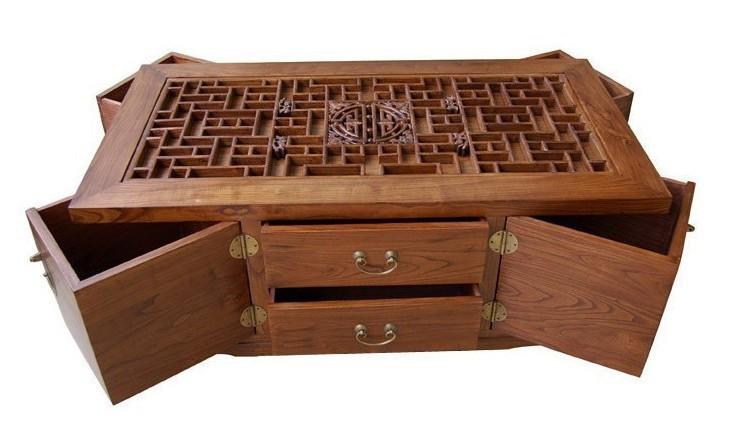 适合做新中式家具木材