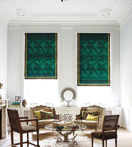 室内新中式风格家具与陈设