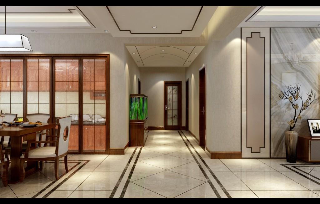 室内新中式家具造型分析