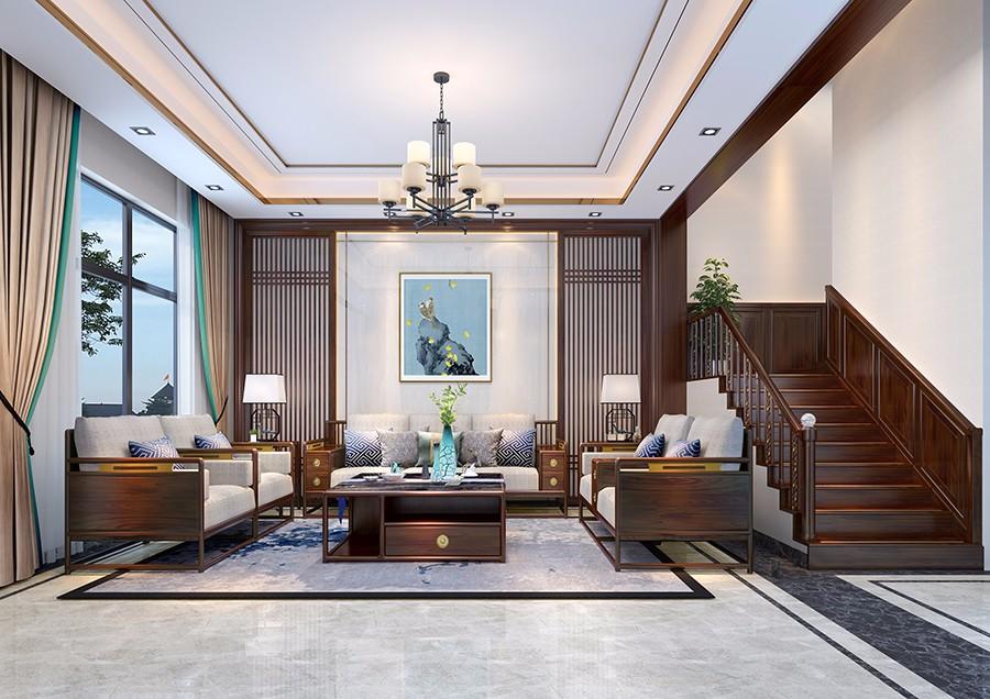 舒适新中式家具