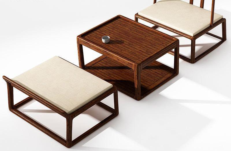 现代禅意新中式家具