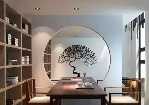 现代家具与新中式的结合