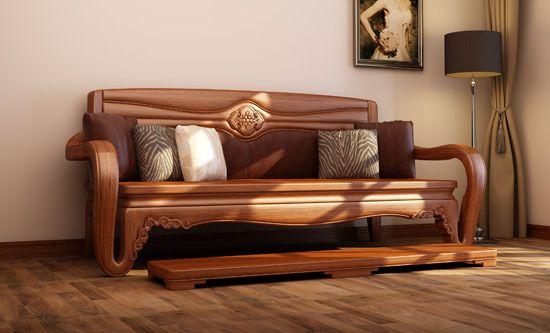 浙江风格使用新中式家具