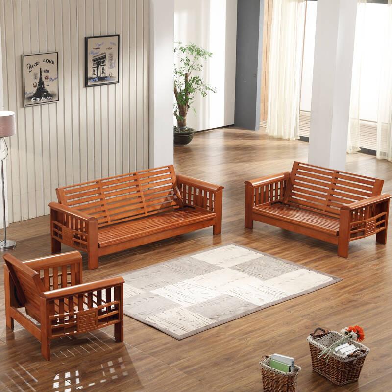 浙江风格新中式全实木家具哪种材质好 实木家具选购技巧