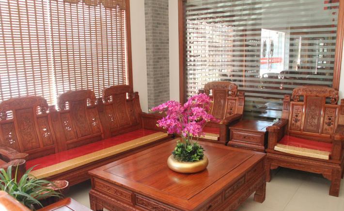 浙江家具搭新中式的技巧 新中式家具如何搭配窗帘